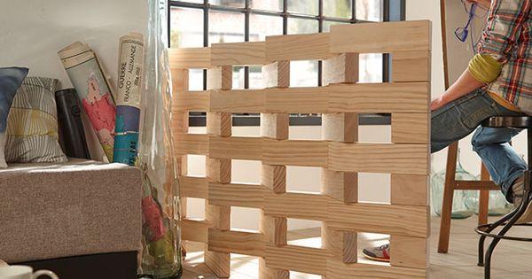cloison poser modulable atto castorama separateur pinterest atto. Black Bedroom Furniture Sets. Home Design Ideas