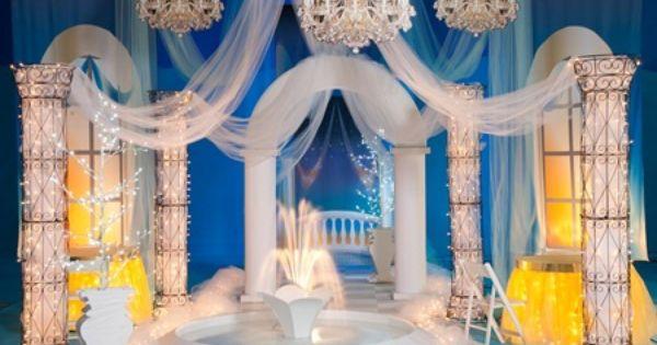 High Society Complete Prom Theme-Ballroom, Elegant And