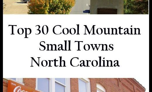 See Our Favorite 30 Small Towns Near Asheville North