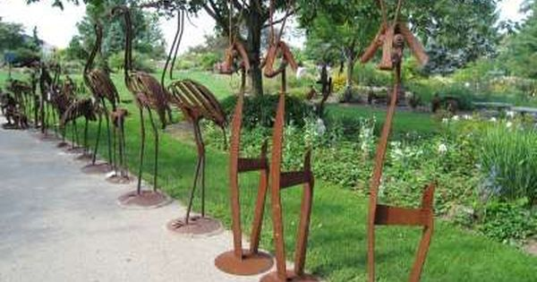 images about Garden ARt Clever ideas DIY on Pinterest