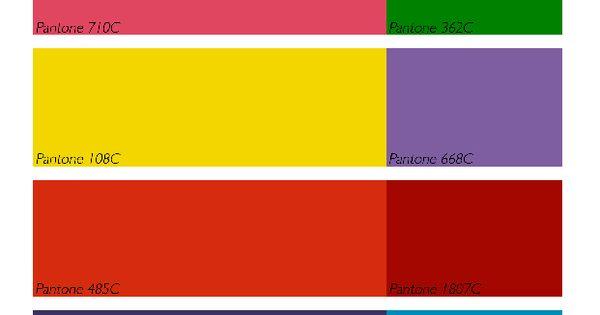 Gamme couleur printemps t 2016 pe 2016 2017 - Roue chromatique peinture ...