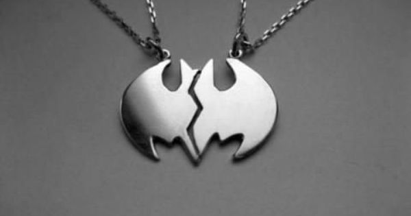 batman friendship necklace!! i need to find where i can get this!
