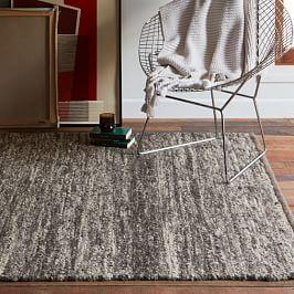 Glam Shag Rug Platinum Modern Wool Rugs Jute Wool Rug Modern Area Rugs