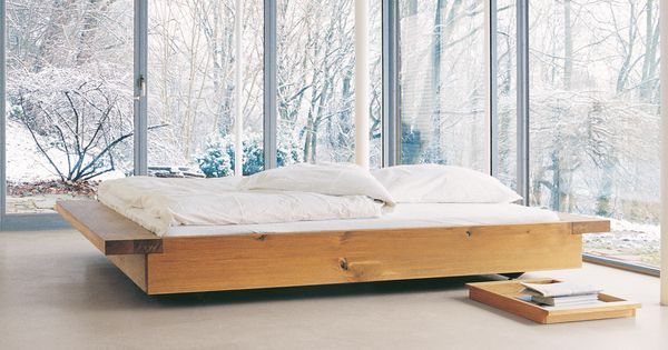 Winter Wonderland (photo by intelligent design) wood bed furniture