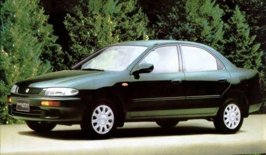 Mazda Allegro Sedan Latam 1995 99