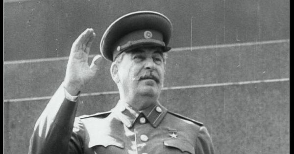 Joseph Stalin Died On 5th March 1953 Newsreels Announced