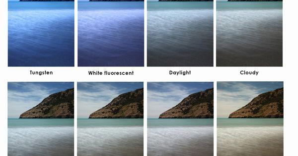 Wat is witbalans het is je vast weleens overkomen je maakt foto s kijkt ze terug en de for Wat zijn de koele kleuren