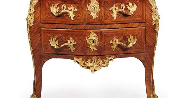 A Louis Xv Ormolu Mounted King With Images Rococo Furniture Ornate Furniture European Furniture