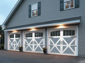 Carriage House Collection Barn Style Garage Doors Garage Door Styles Residential Garage Doors