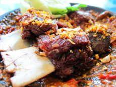 Resep Iga Goreng Penyet Dan Cara Membuat Bacaresepdulu Com Resep Resep Masakan Resep Iga Masakan