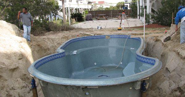 Fiberglass Pools Demand Far Less Maintenance Than Both Concrete And Vinyl Liner Pools