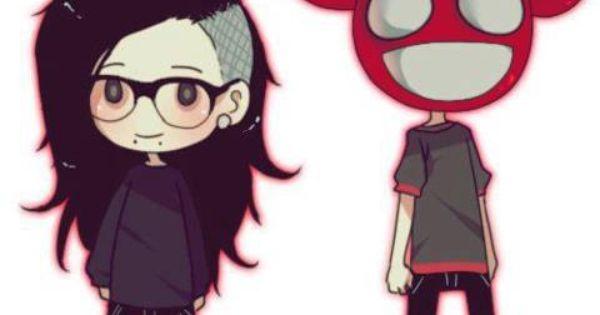 Skrillex and Deadmau5 | Skrillex & Friends | Pinterest ...