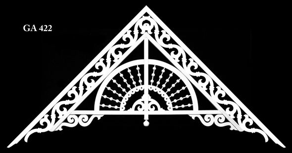 Victorian gable ornament home decor pinterest for Gable decorations home depot