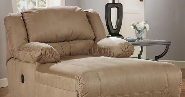Hogan Mocha Pressback Chaise By Signature Design By