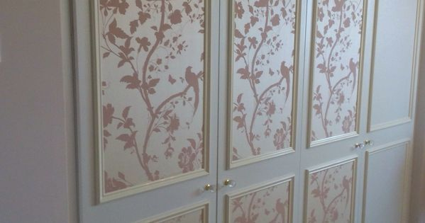 Laura Ashley Wallpaper Oriental Garden In Chalk Pink Put