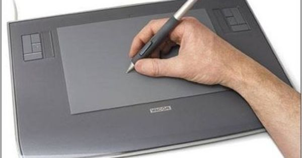 How To Trace With A Wacom Tablet Wacom Tablet Wacom Tutorial Wacom