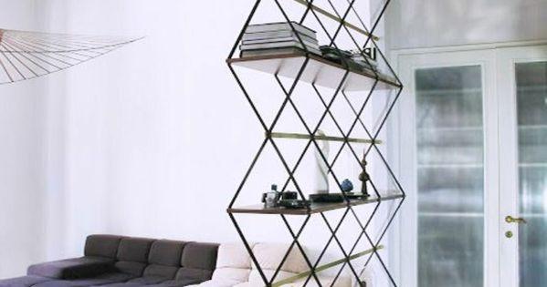Super sch ne raumtrennung ideen im eleganten innenraum interior concepts pinterest super - Raumtrennung ideen ...