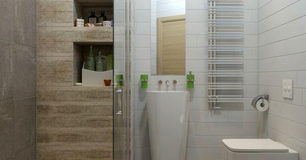 Ba o peque o con cabina de ducha have a shower - Cabina de bano ...