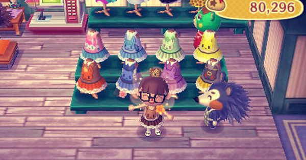 Your One Stop Qr Code Blog Animal Crossing New Leaf Forest Animals