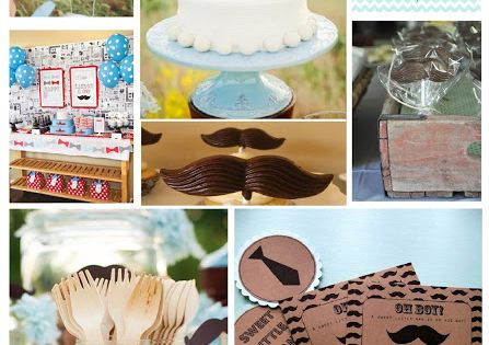 Mustache Baby Shower Theme | Oh So Amelia | Pregnancy, Baby &