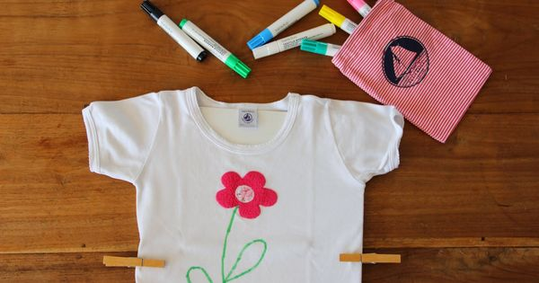 zeitschriftenwurm diy mit kindern t shirts bemalen kindergeburtstag pinterest t shirts. Black Bedroom Furniture Sets. Home Design Ideas