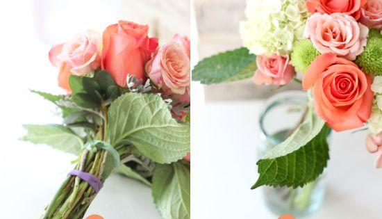 Diy Grocery Store Bridal Bouquet Diy Wedding Flowers Wedding Centerpieces Diy Diy Wedding Bouquet