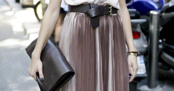 Belt, full skirt