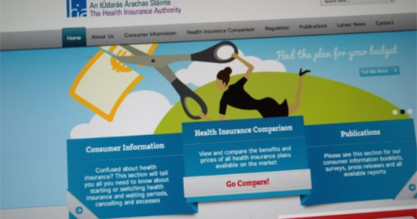 Hia New Website Designed By Dara Creative The Health Insurance