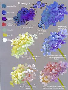 Sale 552 Gran S Workbook By Ros Stallcup Flower Art Flower Painting Painting Lessons