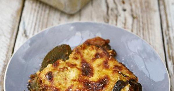 Beautiful veggie moussaka | Recipe | Best Moussaka and ...