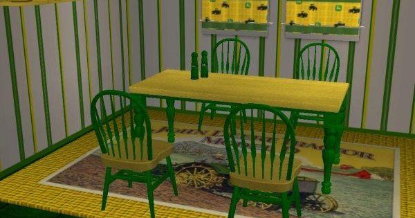 John Deere Stuff For My Kitchen Mod The Sims John