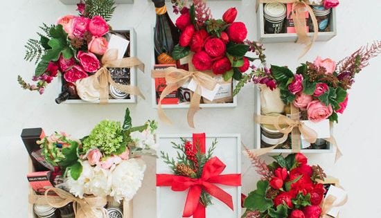 curated gift boxes | designlovefest... a great christmas gift idea