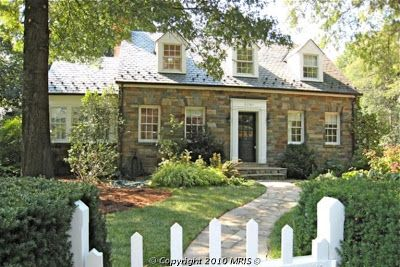 Gracious Interiors Update By Aging A Home Cottage House Plans Cottage Exterior Cottage Homes