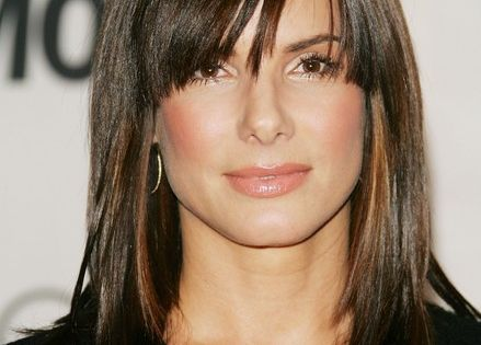 Medium Haircuts For Women | Beauty Women Shoulder Length Hairstyles With Bangs