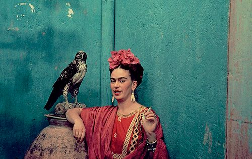 Source Vintagegal Frida Khalo Frida Kahlo Foto Artistiche