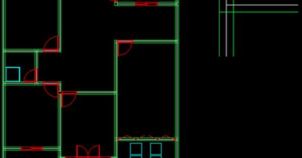 Lintas3d Studio Tutorial Cara Membuat Denah Pondasi Rumah Di Autocad