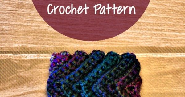Free Crochet Patterns Using Bulky Weight Yarn : Free Crochet Pattern I had some bulky weight yarn left ...