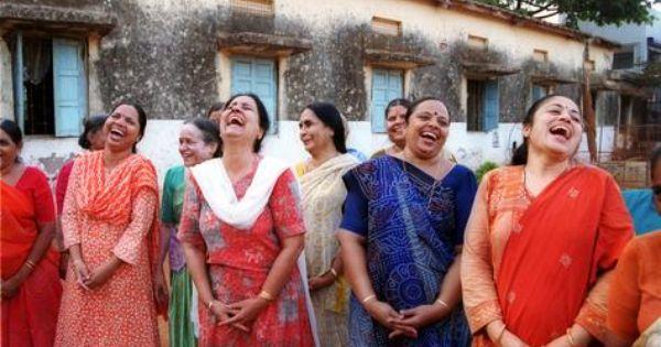 Gathering In The Mumbai Laughter Club Mumbai India Photo Of