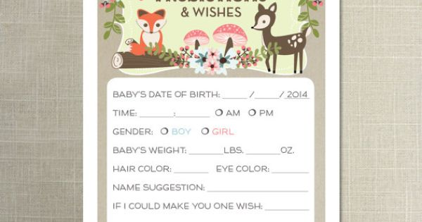 and wishes baby shower game baby predictions game office shower