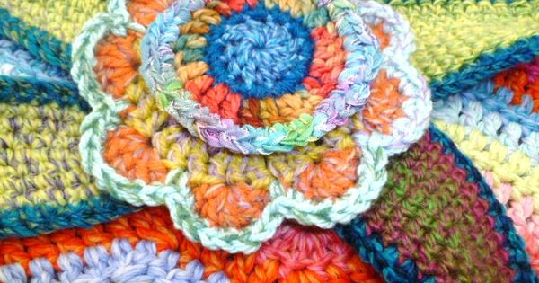 Crochet X And O Pattern : ... Crochet flowers Pinterest Free pattern, The flowers and The ojays