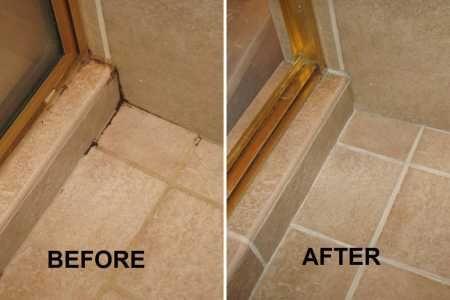 Tile Grout Repair Made Easy With Don From Promaster Home Repair Of Cincinnati Tile Repair Bathroom Repair Bathroom Shower Tile