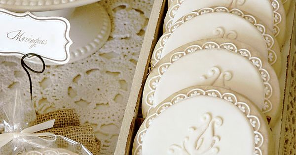 White on white for a beautiful Garden Tea Party