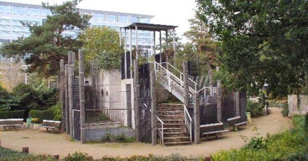 Jardin atlantique paris postmodernism landscape design for Jardin atlantique