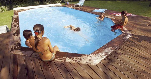 piscine leroy merlin pas cher achat piscine hors sol bois. Black Bedroom Furniture Sets. Home Design Ideas