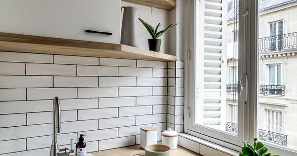 Modele de cuisine ikea dans scandinave cuisine avec architecte dintrieur aux - Ikea salle de bain petit espace ...