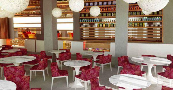 1600x1200 Px] Interior Photo : Chic Cafe Interior Design Ideas | Cafe/fast  Food Restaurant Interior Design | Pinterest | Interiores, Design De  Interiores E ...