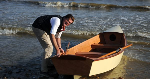 Build this boat in 3 days, via Classic Boat. Full directions online. | Create! ️ Stones ...