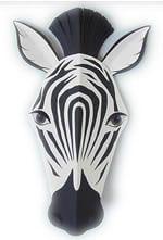 Feller S Mask Making Templates Zebra Mask Lion King Costume Mask Template