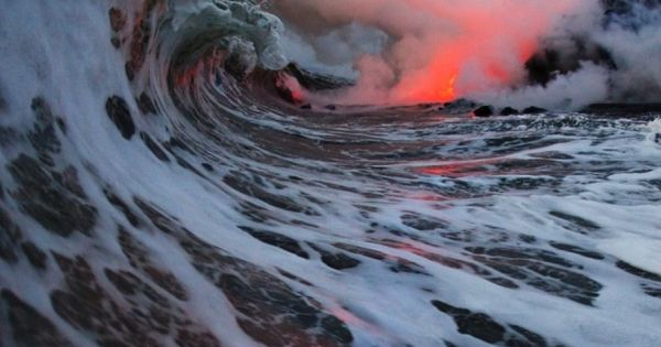 CJ Kale is a extreme nature photographer from the Big Island of