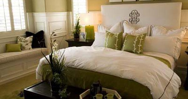 Zen Decorating Ideas For A Soft Bedroom Ambience Zen Bedroom Green Master Bedroom Green Bedroom Design
